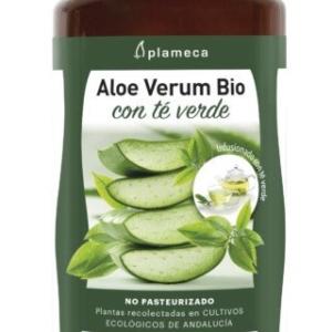 Aloe Verum Bio con té verde
