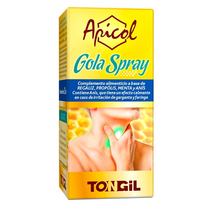 Apicol gola spray